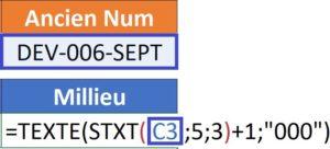 Créer un numéro automatique (De facture, de devis..)