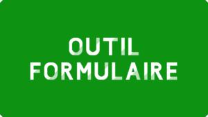 Outil formulaire
