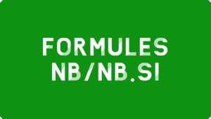 Formules NB / NB.VIDE / NB.SI
